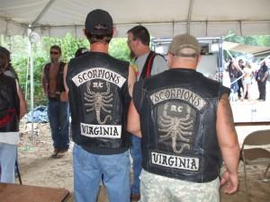 Scorpions MC Danville, Va