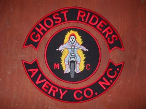 Ghost Riders MC Avery Co, NC