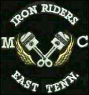 Iron Riders MC Greenville, Tn