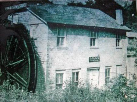 Grist Mill Elk Park