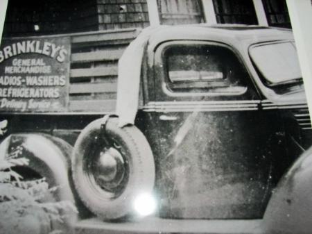 Elk Park Brinkley's truck